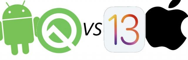 Android Q vs iOS 13 — Key Features Compared