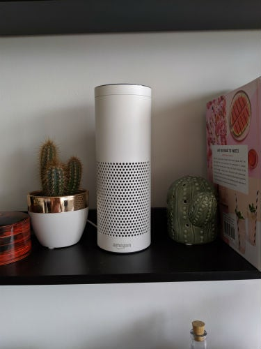 amazon echo first generation front
