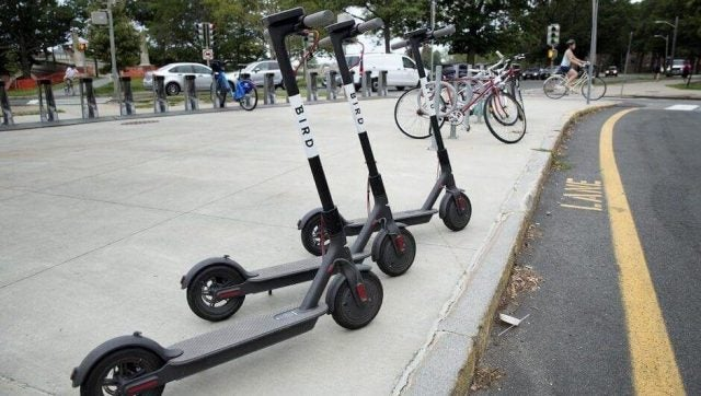 More Than 50 E-Scooters Pulled From Portland River