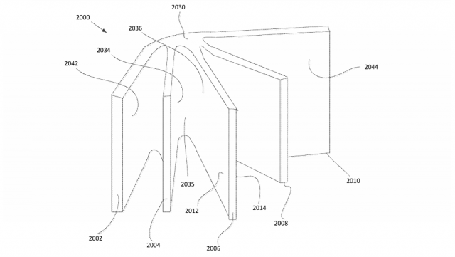 Google Filed a Weird Multiple-Page Smartbook Patent