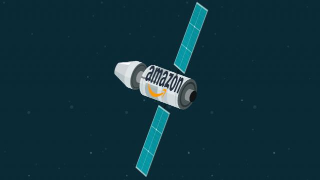 Amazon Plans to Launch More Than 3,000 Satellites to Create Orbital Internet