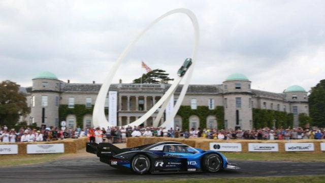 We Saw the Cars of the Future at the Goodwood Festival of Speed