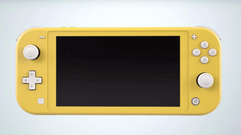 Fleet Management Software >> New $199 Nintendo Switch Lite Confirmed - Tech.co