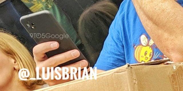 Google Pixel 4 XL Spot