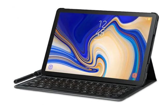 The Samsung Tab S4 has a unique Dex mode