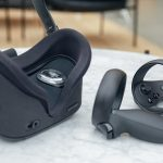 Oculus Quest with Controllers