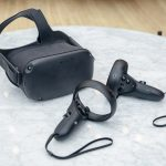 Oculus Quest with Touch Controllers