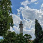 photo of a minaret taken on the samsung galaxy s10 5g