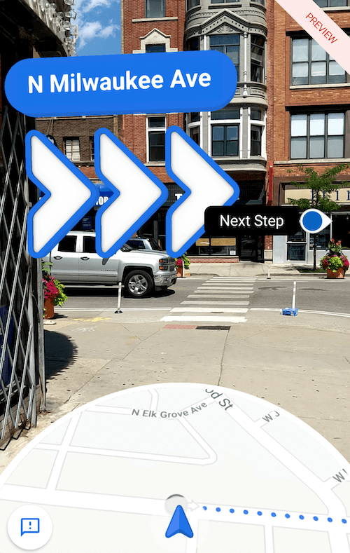 Google Maps Launches AR Directions for Android and iPhone Users