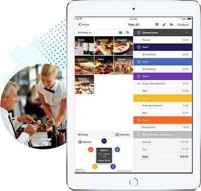 Touchbistro restaurant pos software