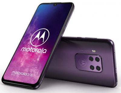 motorola one zoom leaked image
