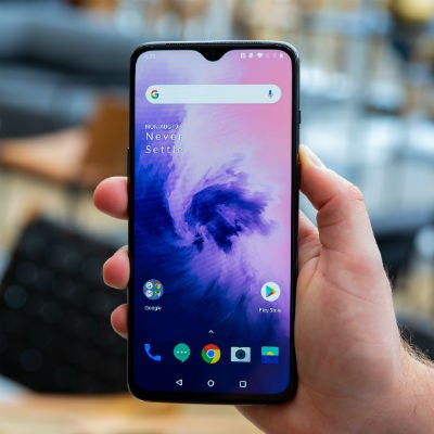 oneplus 7 screen