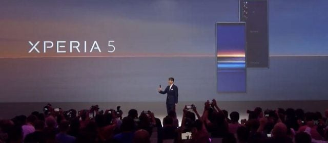 Sony Announces Phones, Cameras and New Walkman at IFA 2019
