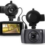 Z Edge dash cam back and front