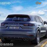 Vantrue T2 Dash Cam: Footage on the road