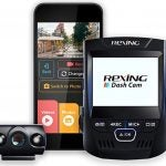 Rexing V1P front and rear dash cam