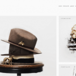 squarespace ecommerce jaunt template homepage