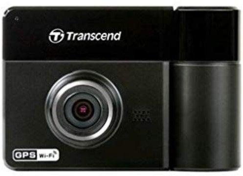 Transcend Pro 520 dual dash cam