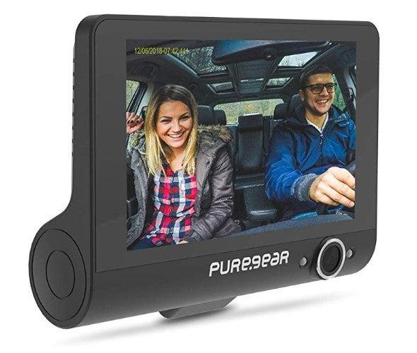 Puregear Purecam 520 dual dash cam