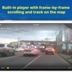 OsmAnd DVR dash cam app video player