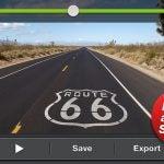 Car Camera dash cam app video export