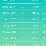 SaveDrives dash cam app dates