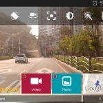 AutoBoy Dash Cam app interface