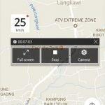 Dashcam 9 app map