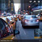 Dashcam 9 app video footage