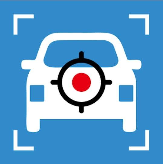 Drive Recorder dash cam app logo