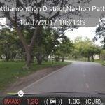 KM Camcorder dash cam app video