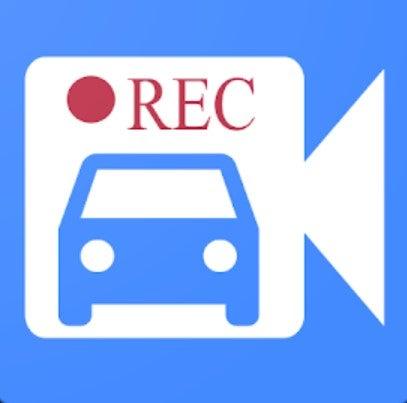 KM Camcorder dash cam app logo
