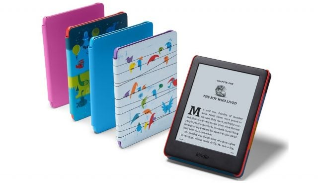 Amazon Announces New Kids Kindle and Fire HD 10 Tablet