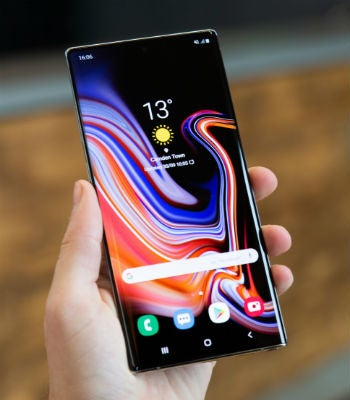 Samsung Note 10 Plus Home