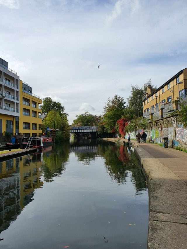 london canal