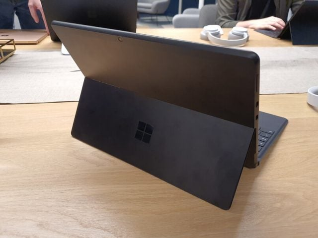 Surface Pro X Back