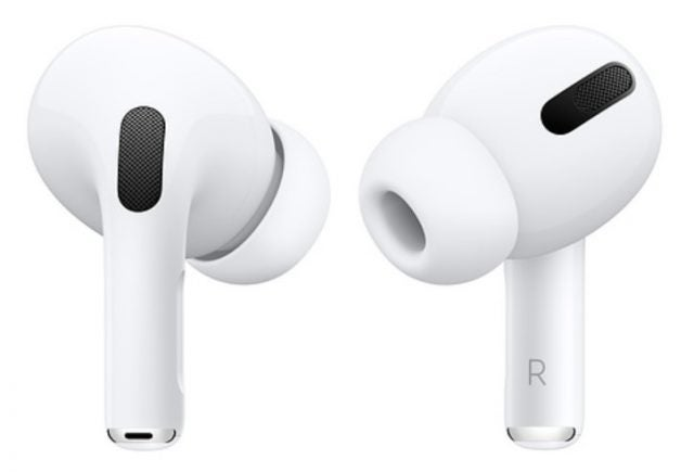 AirPods Pro left and right