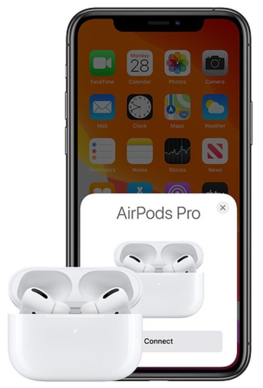 AirPods Pro connect to iPhone