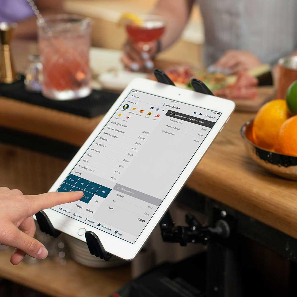 touchbistro bar ordering
