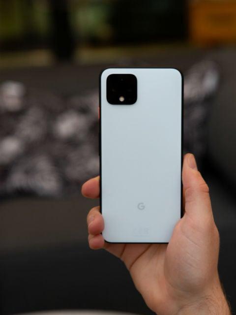 google pixel 4 rear case