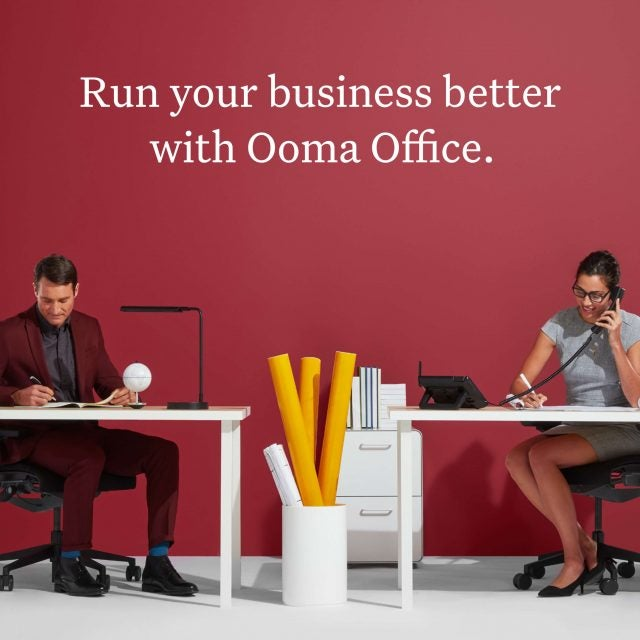ooma office promo image