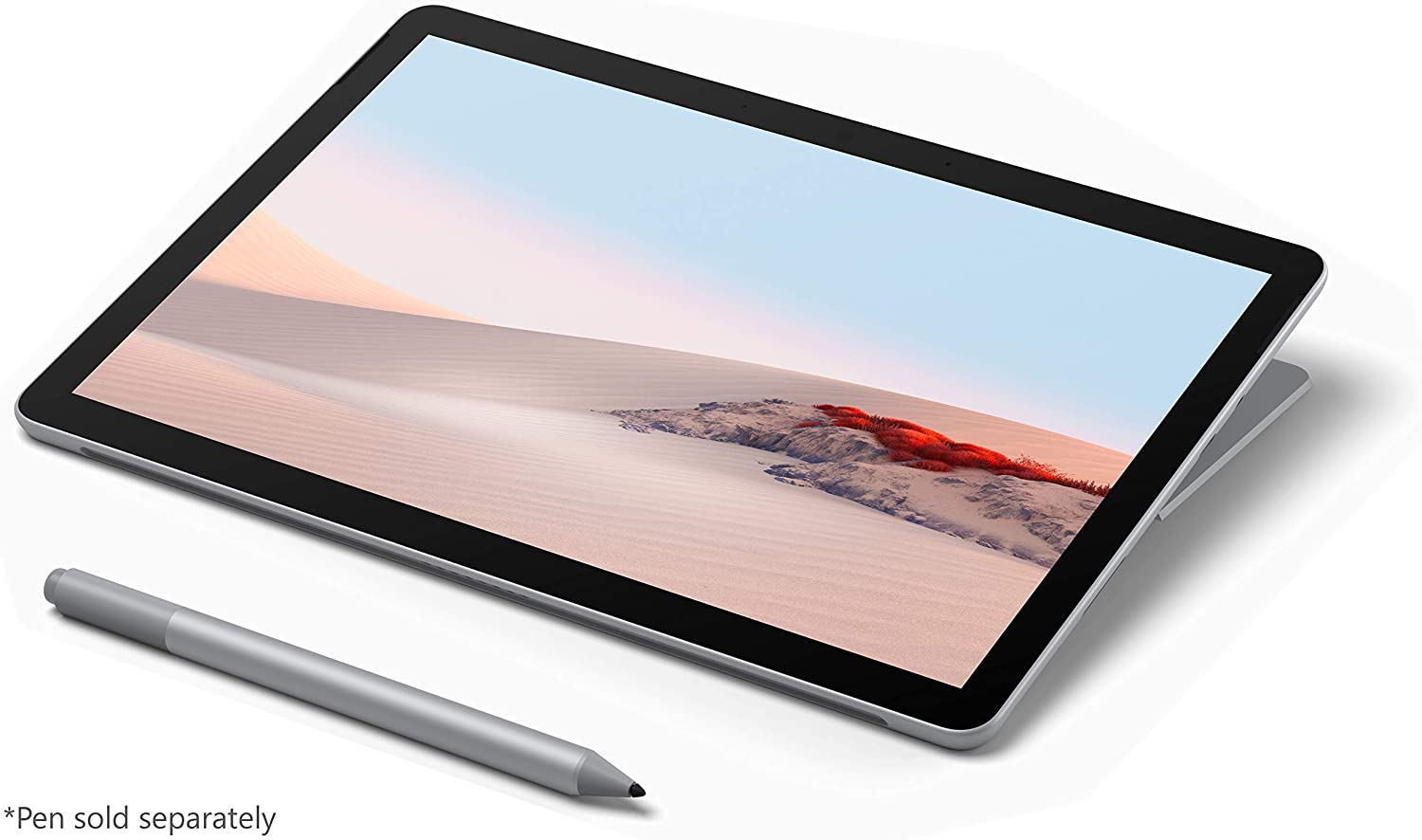 Microsoft Surface Go 2 with stylus