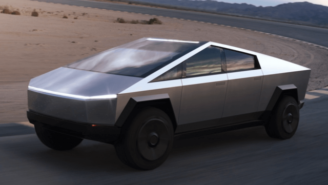 The Tesla Cybertruck Is Weird, but At Least It's Interesting