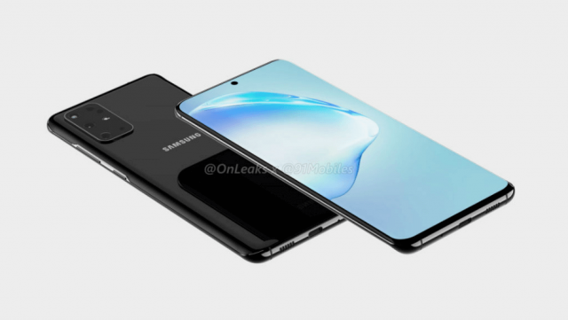 Renders Reveal Samsung Galaxy S11 and S11e Models
