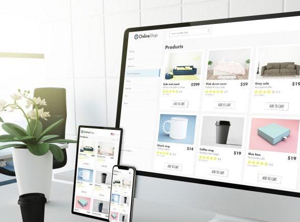 ecommerce web builders
