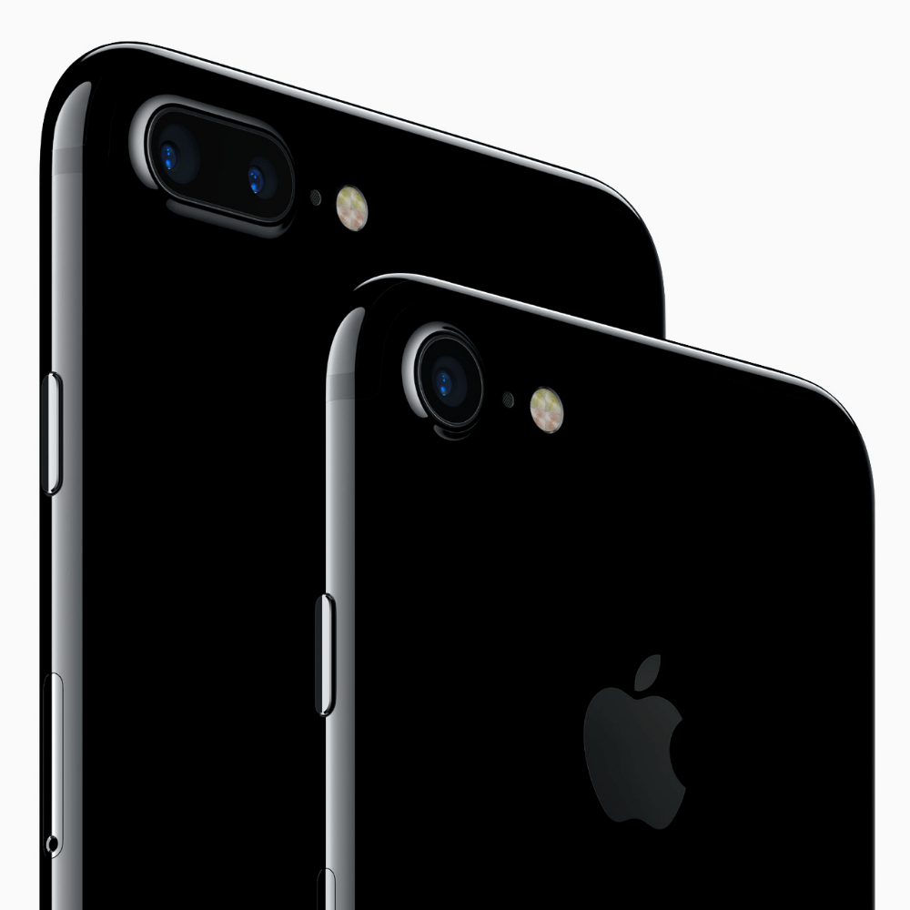 iphone 7 and 7 plus rear