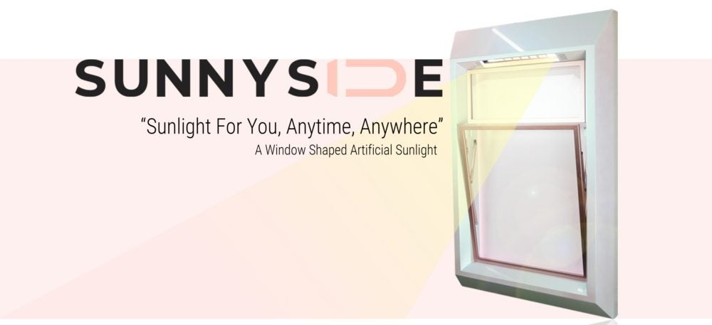 sunnyside artifical sunlight samsung product