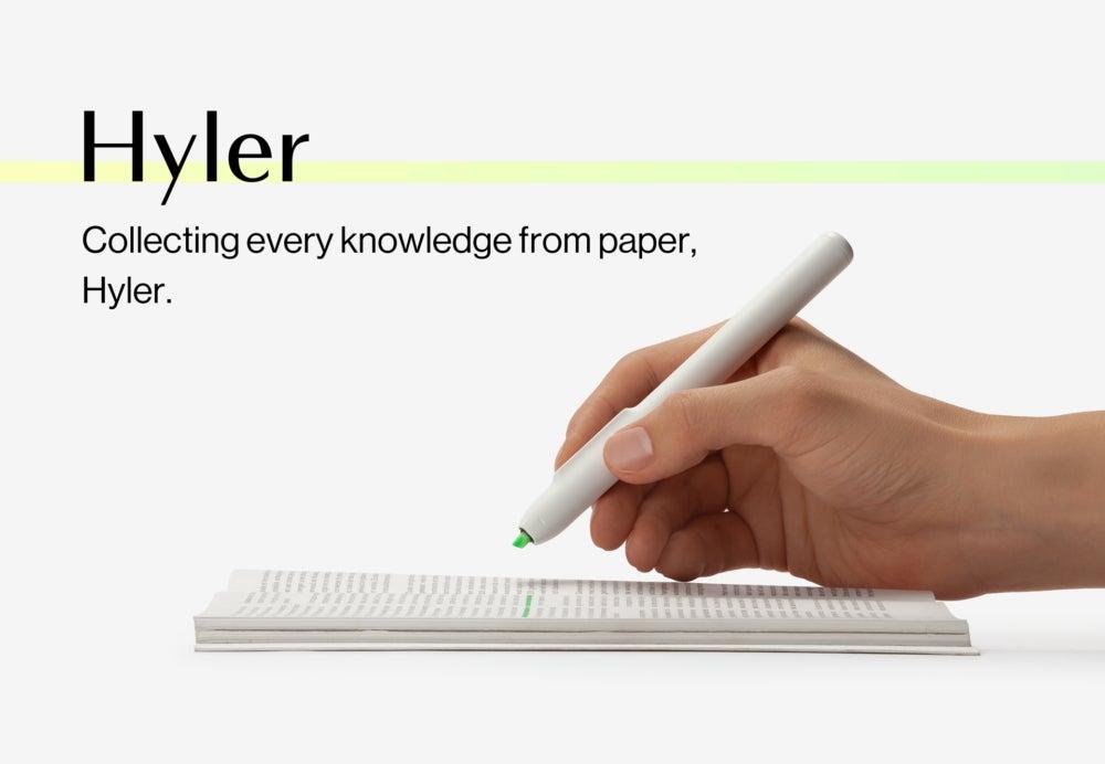 Hyler smart highlighter product image