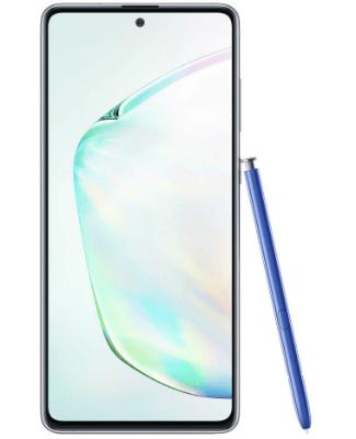 Samsung Galaxy Note 10 Lite front