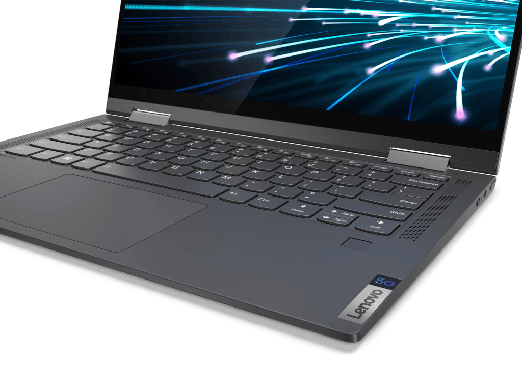 Yoga 5G laptop